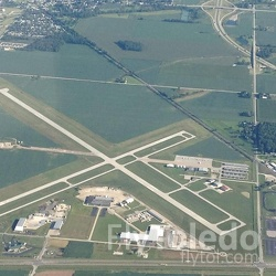 Northwest Ohio Airports